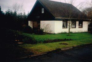 Vorher-Bild Haus Alfstedt