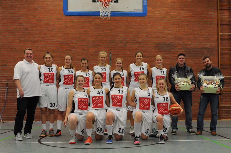 Teamfoto Basketball Lamstedt